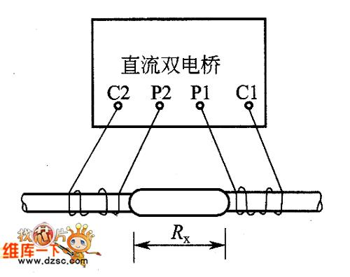 qj36型双臂直流电桥测试铜线电阻后